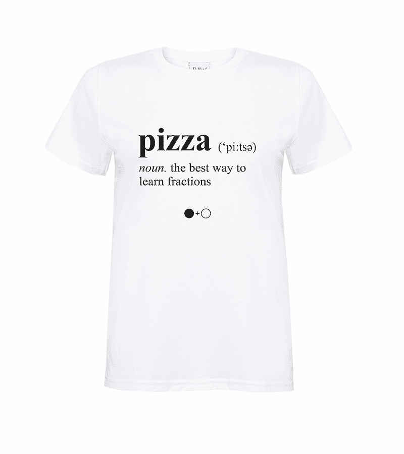 Pizza Dictionary T-shirt