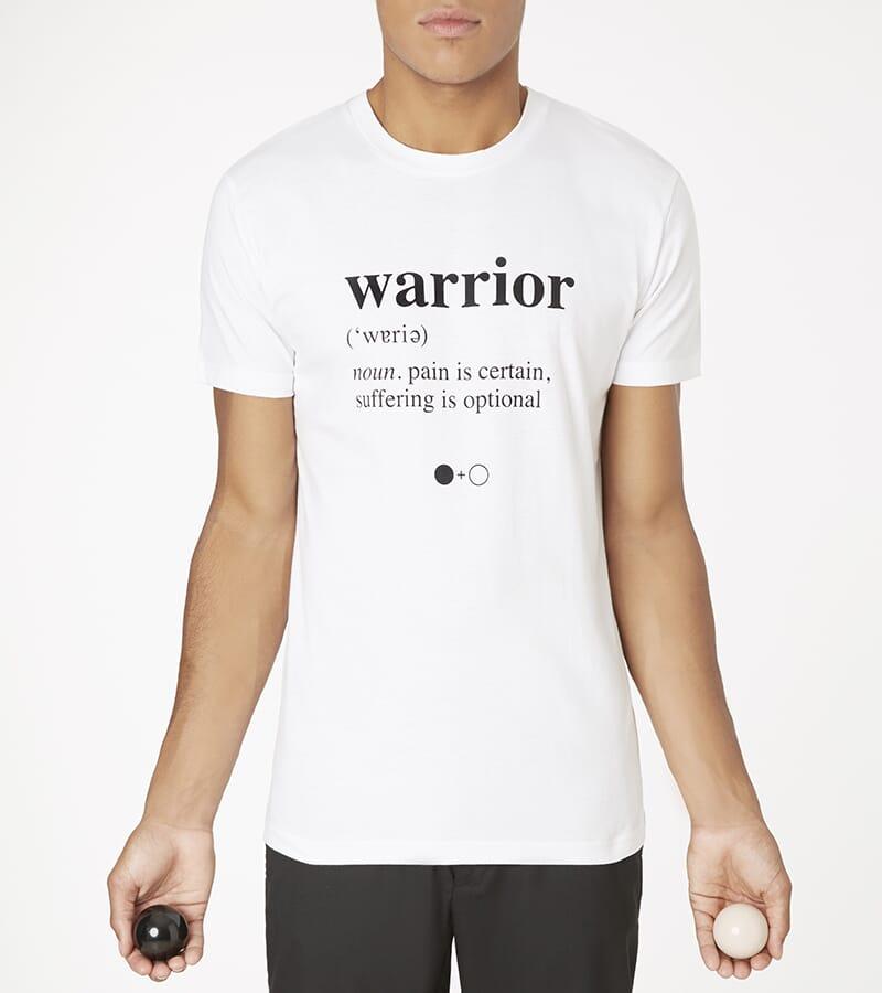 Warrior Dictionary T-shirt