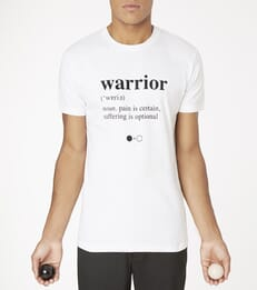 Warrior Dictionary T-shirt