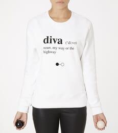 Diva Dictionary Sweatshirt