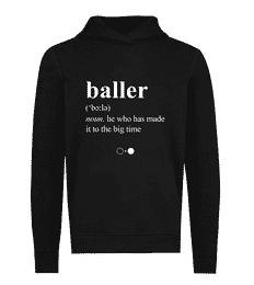 Baller Dictionary Hoodie