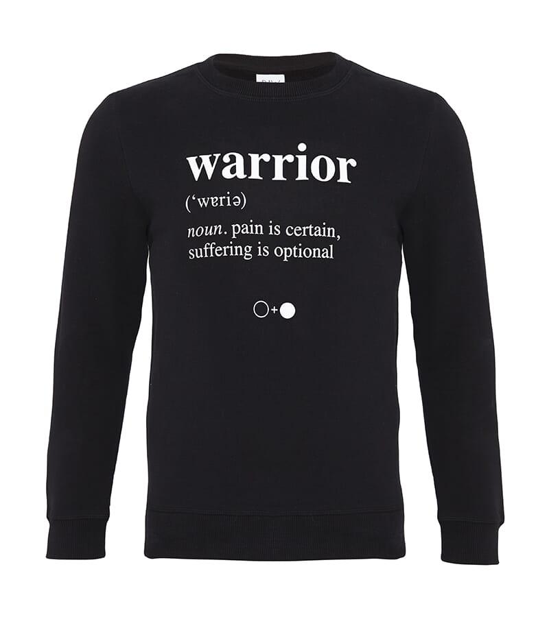 Warrior Dictionary Sweatshirt