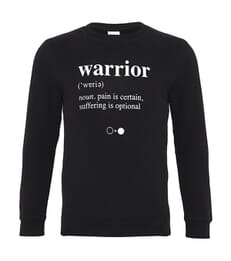 Warrior Dictionary Sweatshirt