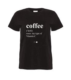 Coffee Dictionary T-shirt