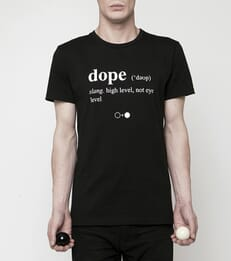 Dope Dictionary T-shirt