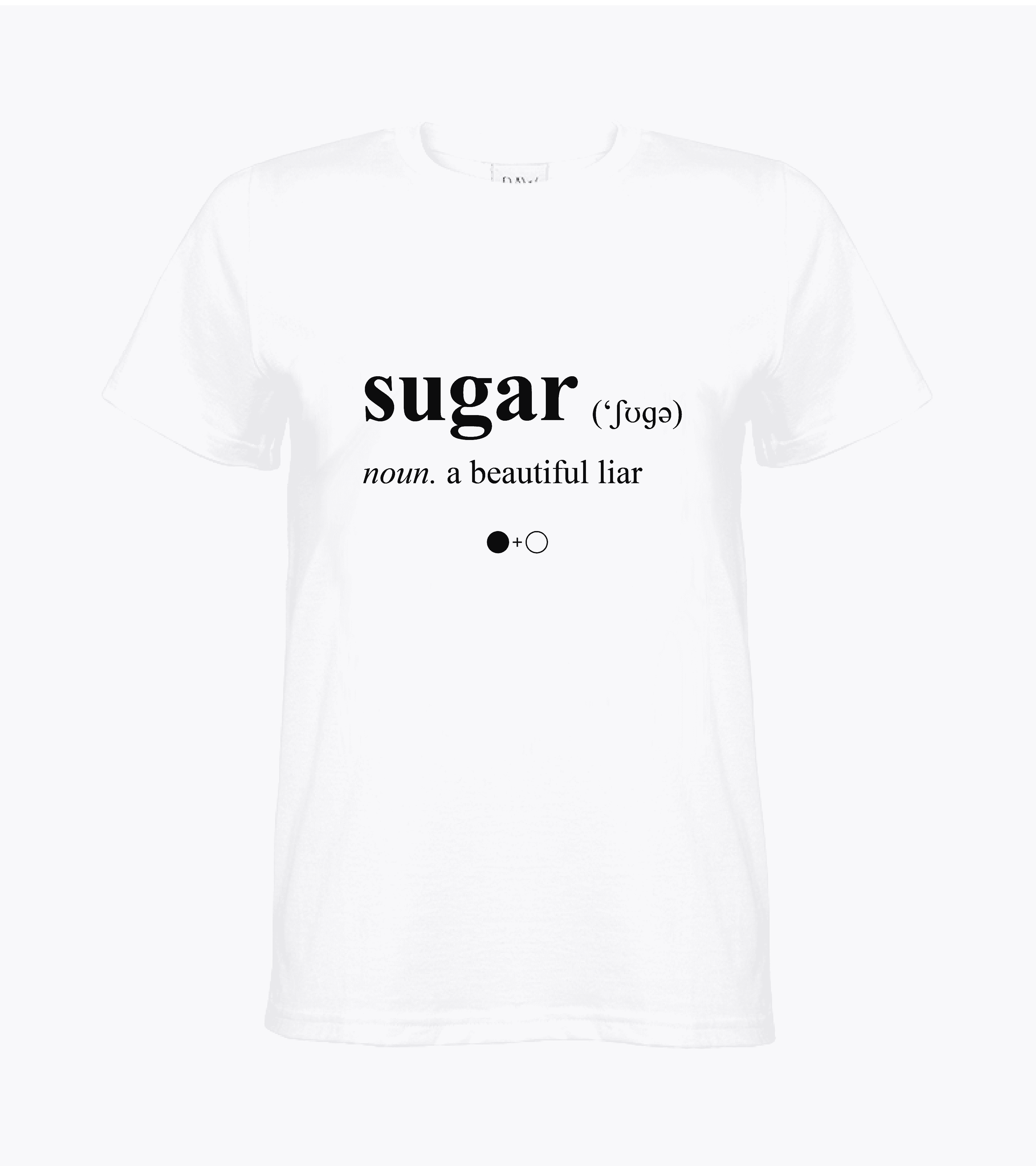 Sugar Dictionary T-shirt