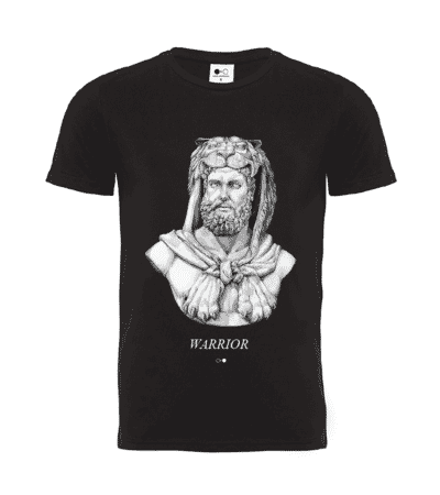 Hercules / Warrior - Greek Gods T-shirt
