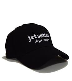 Jetsetter Baseball Cap