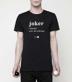 Joker Dictionary T-shirt