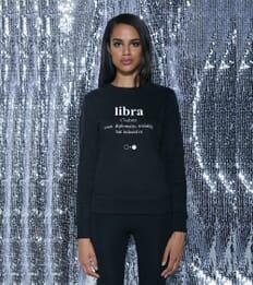 Libra Dictionary Sweatshirt (womens)