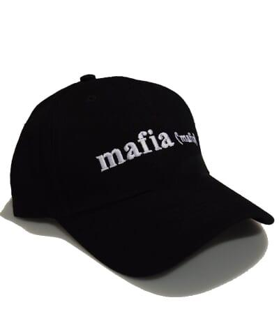 Mafia Baseball Cap