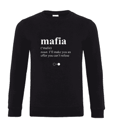 Mafia Dictionary Sweatshirt