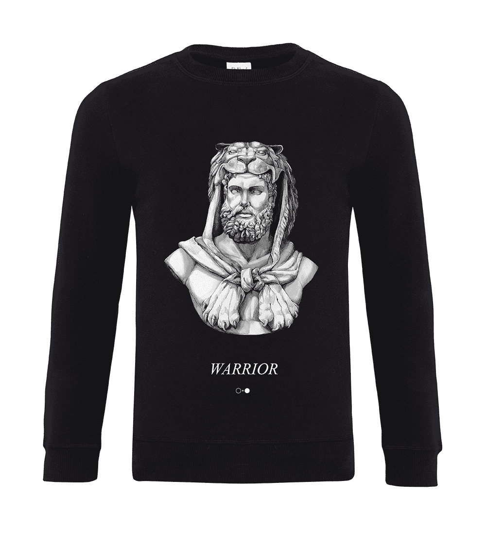 Hercules / Warrior - Greek Gods Sweatshirt