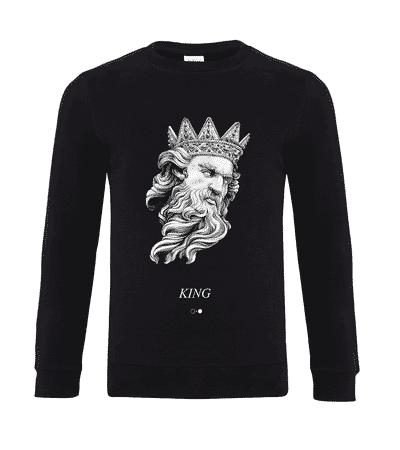 Zeus / King - Greek Gods Sweatshirt