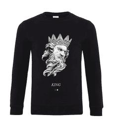 Zeus / King - Greek Gods Sweatshirt