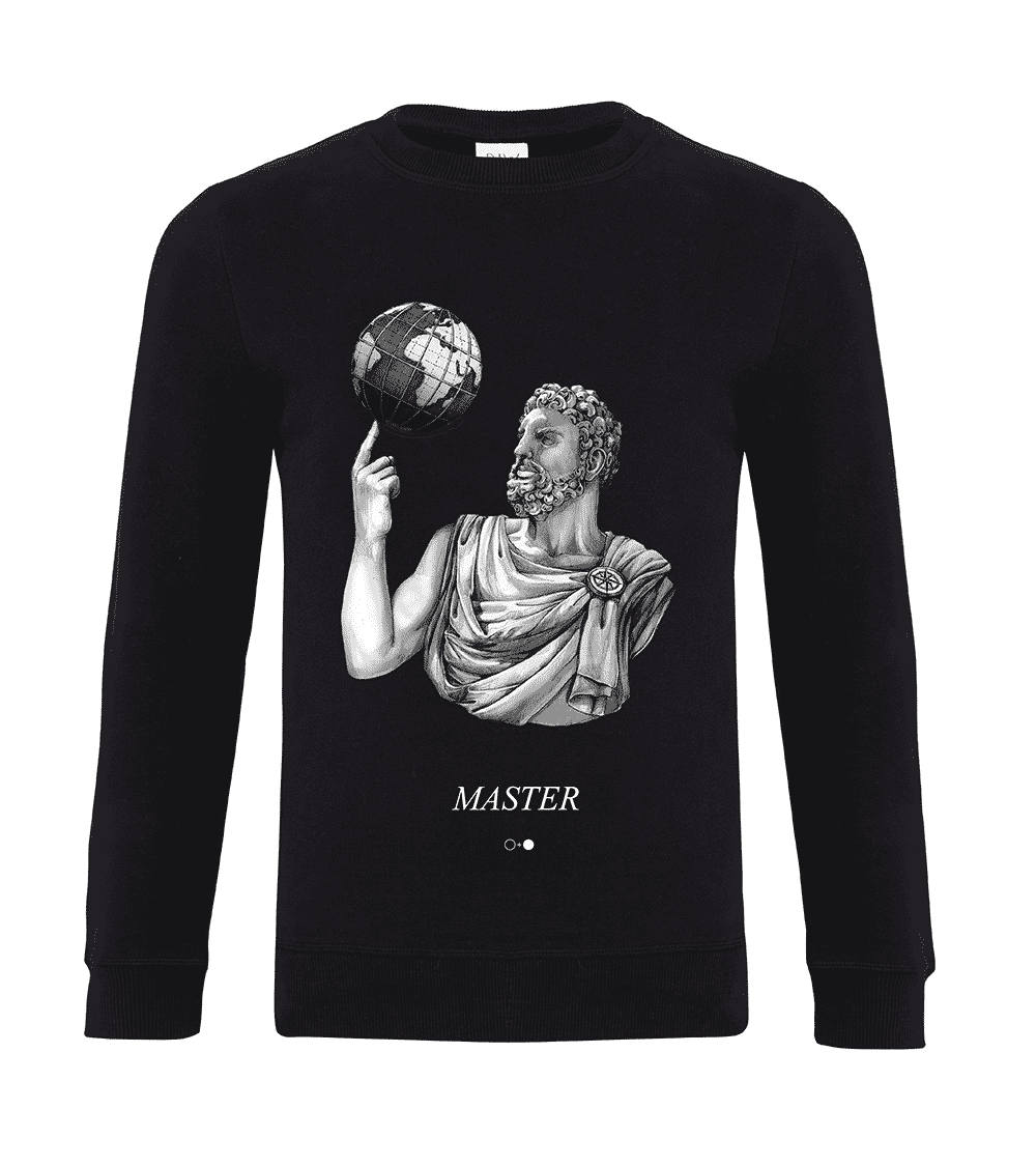 Atlas / Master - Greek Gods Sweatshirt