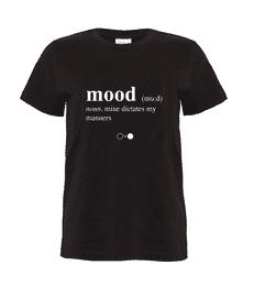 Mood Dictionary T-shirt
