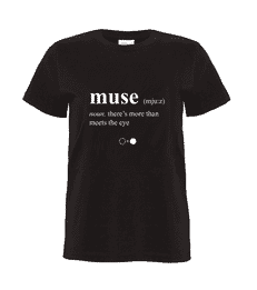 Muse Dictionary T-shirt