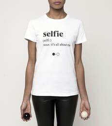 Selfie Dictionary T-shirt