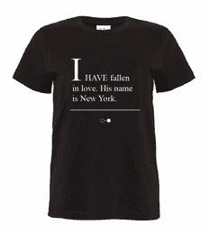 New York Story T-shirt
