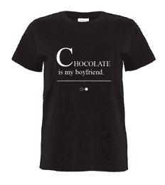 Chocolate Story T-shirt