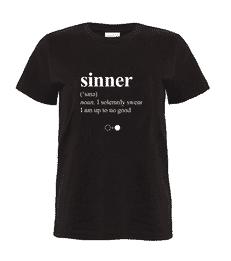 Sinner Dictionary T-shirt