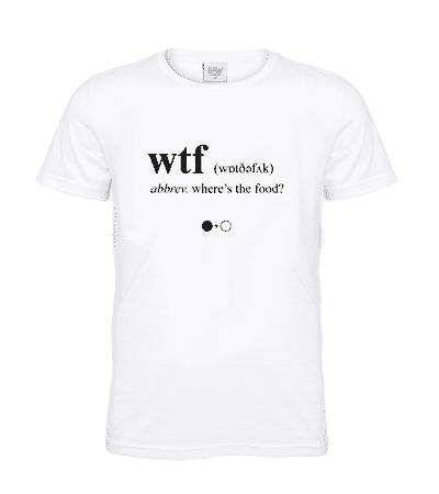 WTF Dictionary T-shirt